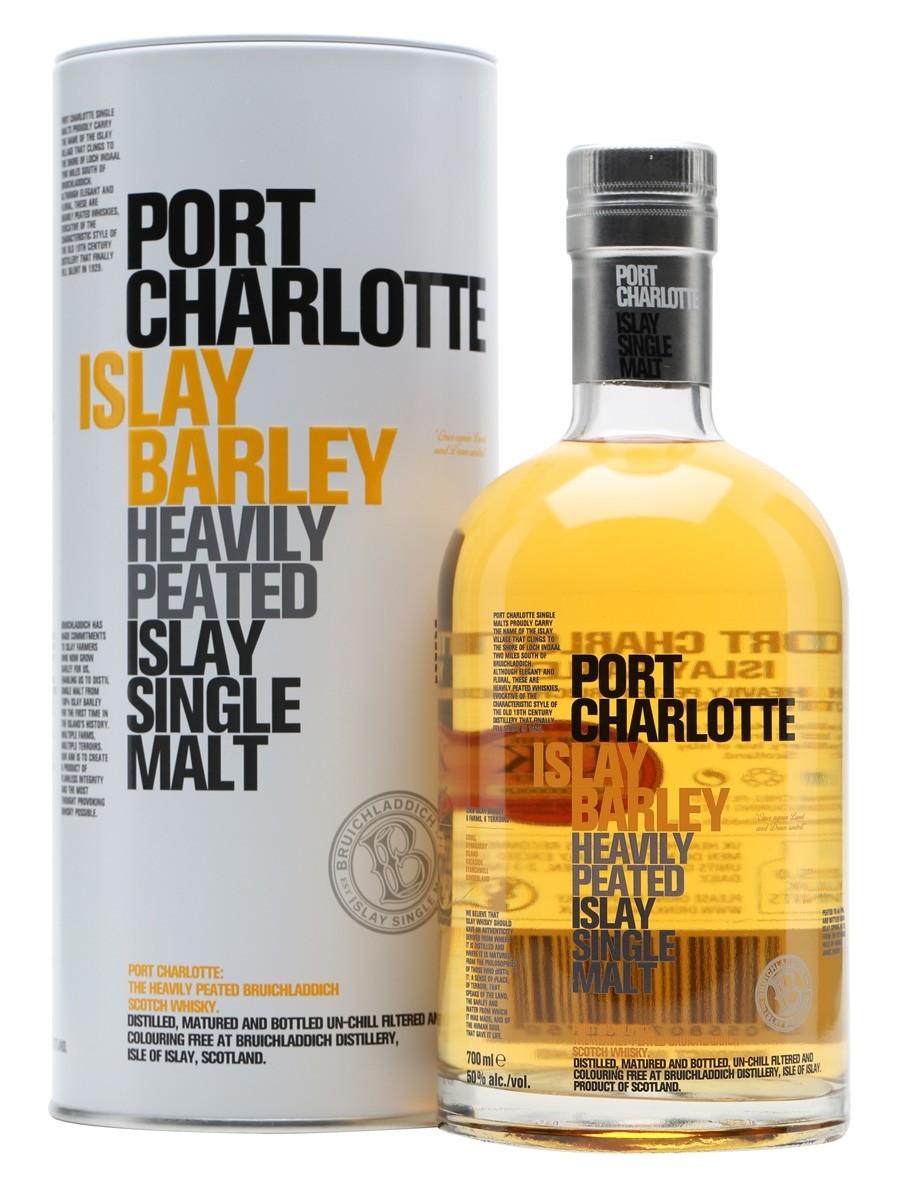 Port Charlotte Islay Barley 50% - 0.7L
