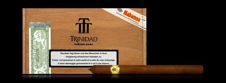 1 BOITE DE 24 CIGARES TRINIDAD FUNDADORES