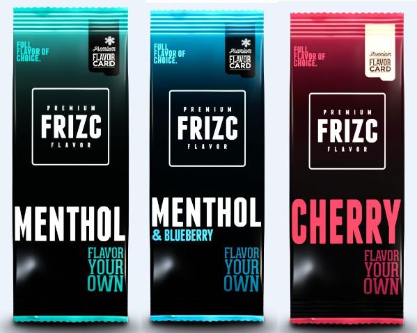 Frizc Flavor card