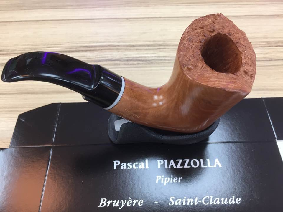 pipe Flammée croute Pascal Piazzolla