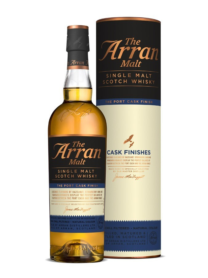 ARRAN The Port Cask Finish 0.7L - 50°