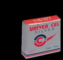 UNIVER-CEL 116/377 SILVER