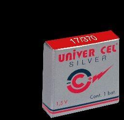 UNIVER-CEL 17/370 SILVER