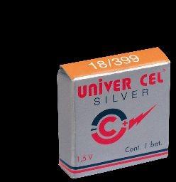 UNIVER-CEL 18/399 SILVER