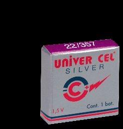 UNIVER-CEL 22/357 SILVER