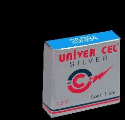 UNIVER-CEL 25/394 SILVER