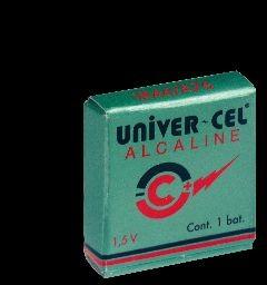 UNIVER-CEL LR44/A76 ALCALINE