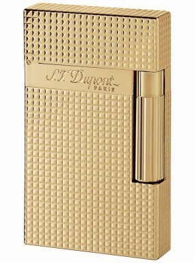 Briquet Ligne 2 Diamant fin,or