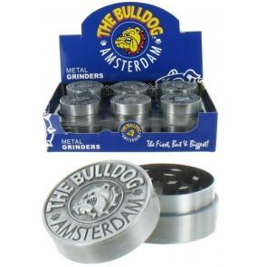 BULLDOG METAL GRINDER 2 PARTS 40mm