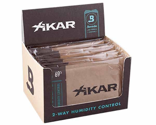 XIKAR BOVEDA 2-WAY HUMIDITY CONTROL 60G / 75%