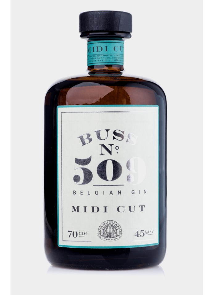 Gin Buss N°509 Midi Cut 45° _ 0.7L