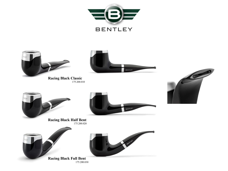 BENTLEY PIPE RACING BLACK