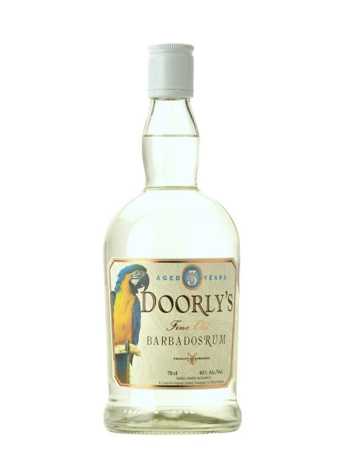 DOORLY S 3 ans White Rum 40%