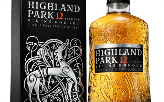 Highland Park 12 Year Old - Viking Honour (70cl, 40%)