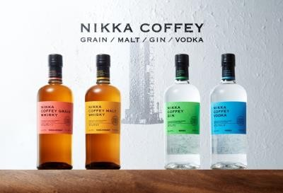 Nikka Coffey Vodka, 40% - 0.7l