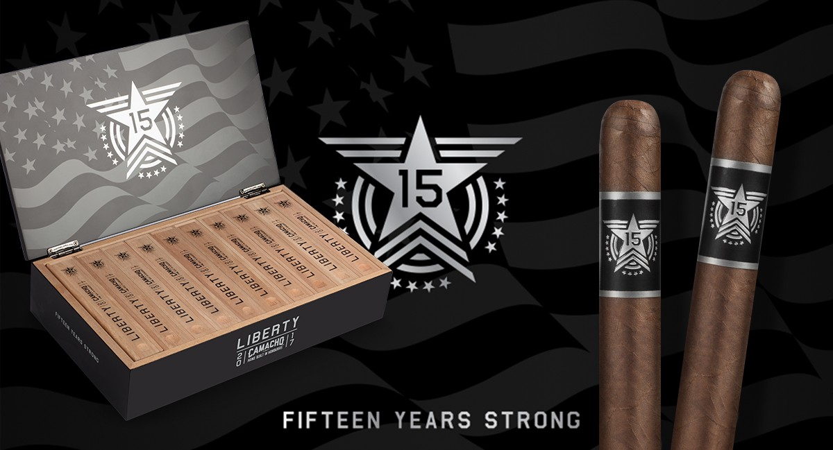 Camacho Liberty 15th Anniversary - 15 Years Strong