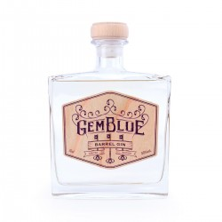 GemBlue Barrel Gin