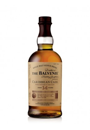 BALVENIE (The) 14 ans Carribean Cask Of 43% - 0.7l