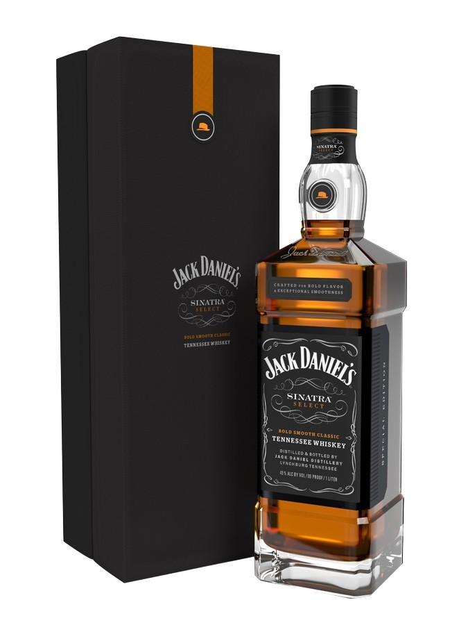 Jack Daniel's - Franck Sinatra45,1° -1L