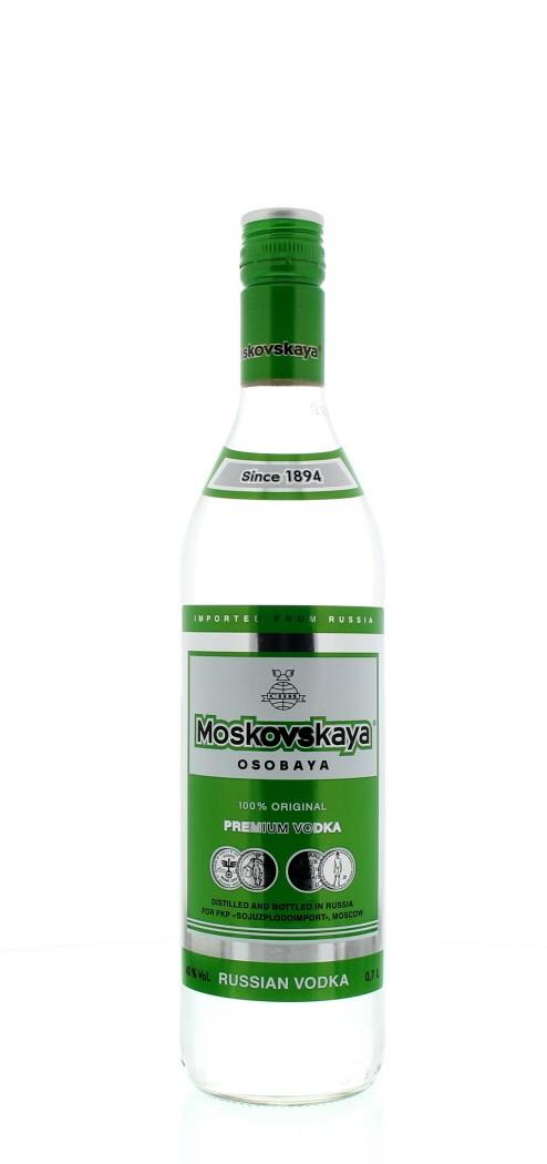 Moskovskaya 40° 0.7L