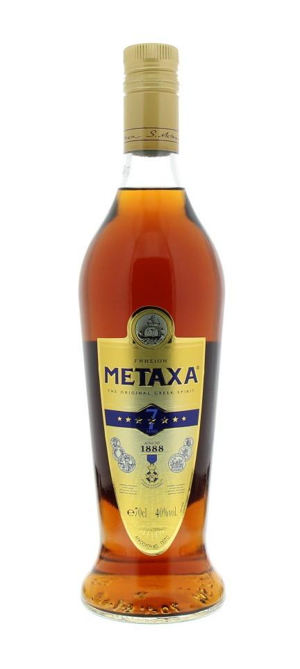 Metaxa 7* 40° 0.7L