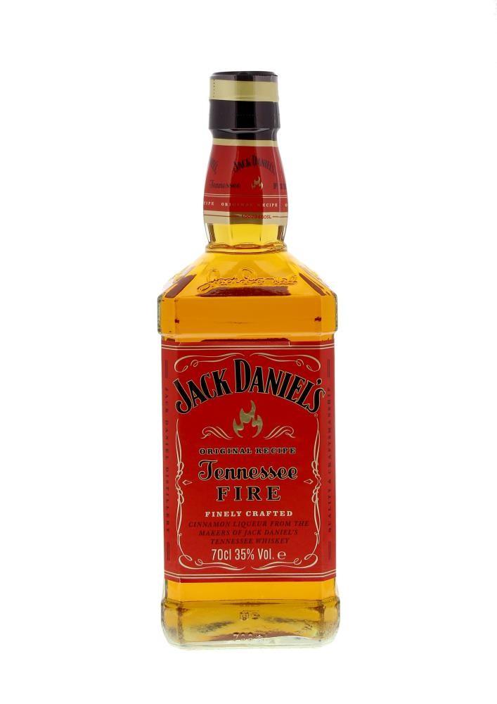 Jack Daniel's Fire 35° 0.7L