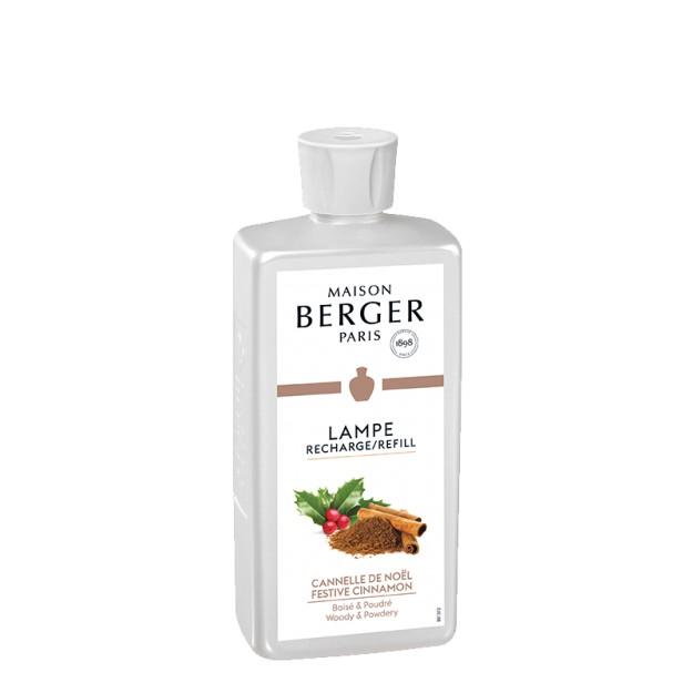 Recharge Lampe Berger Cannelle de Noël 0.5l