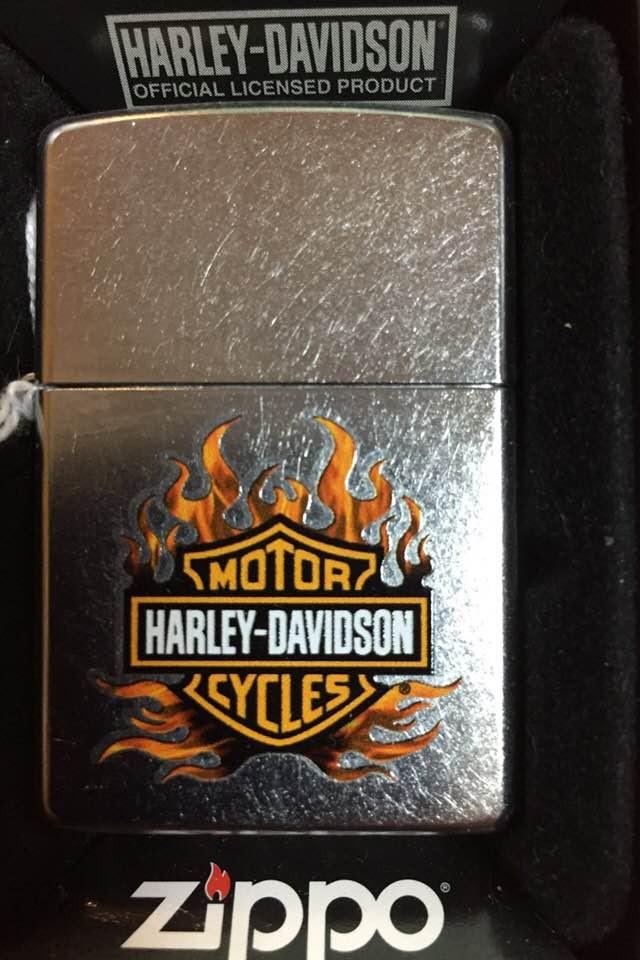 Briquet Zippo Harley-Davidson 207