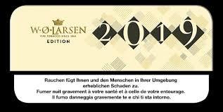 W.Ø. Larsen Limited Edition 2017 - 100gr