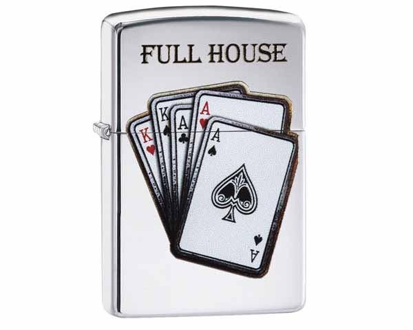 ZIPPO 60.003804 FULL HOUSE