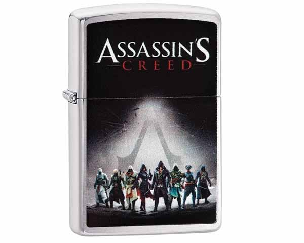 ZIPPO 60.003906 ASSASsINS CREED