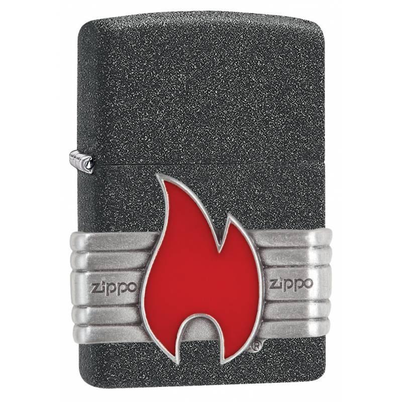 Zippo Red Vintage Wrap 60.004309
