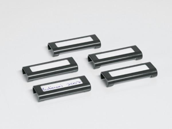 Système d'étiquetage à clip (5 pièces)