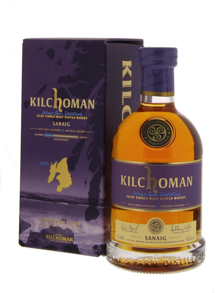 Kilchoman Sanaig 46° 0.7L