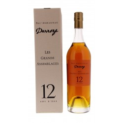 Darroze Grands Assemblages 12 Years 43° 0.7L