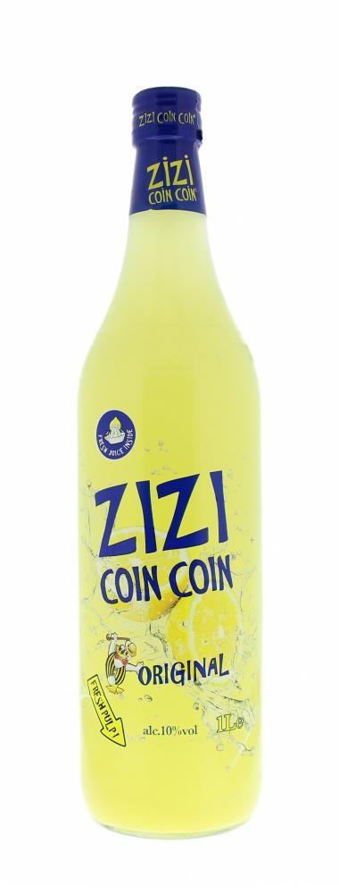 Zizi Coin Coin 10° 1L