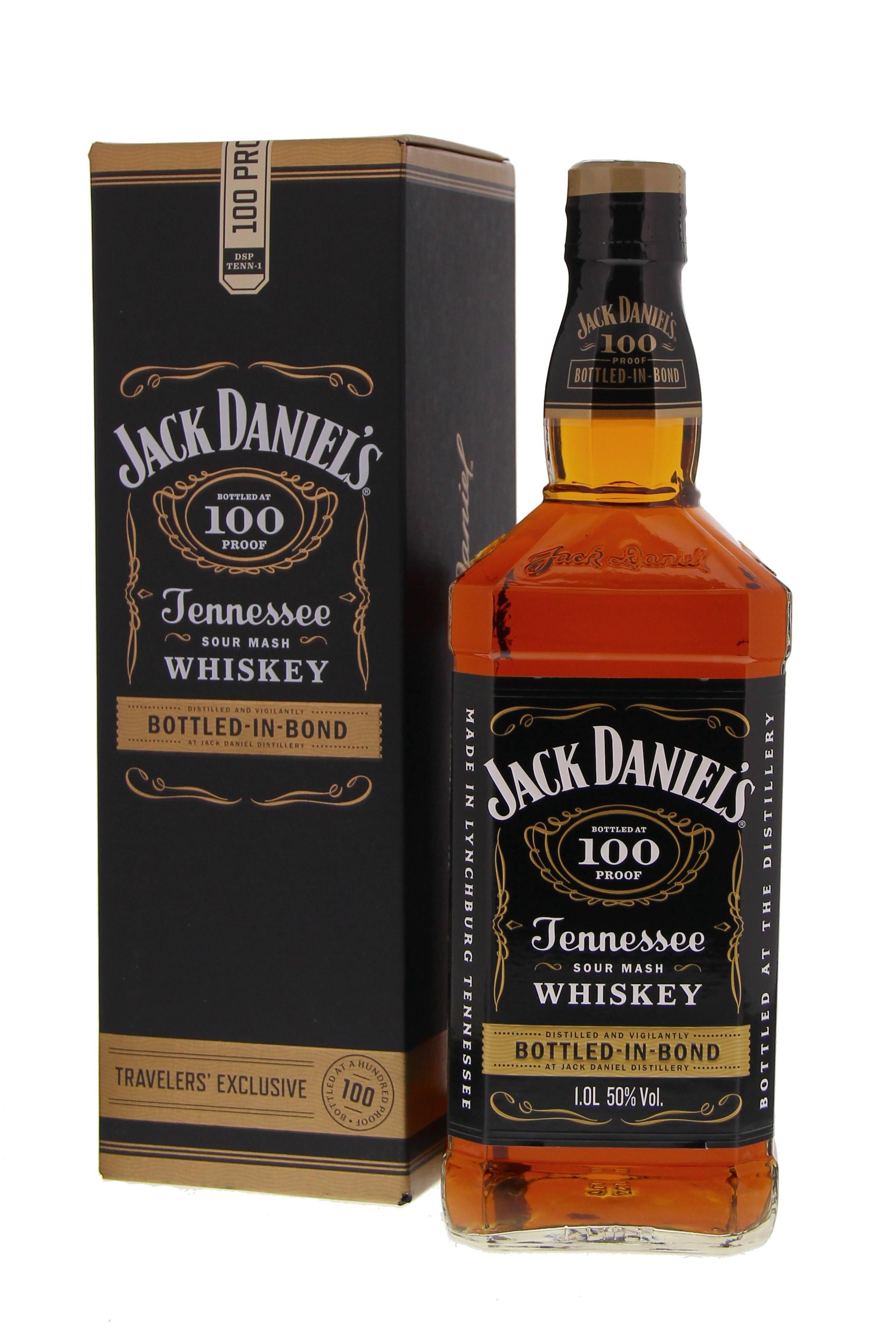 Jack Daniel's Bottled-in-Bond 50° 1L