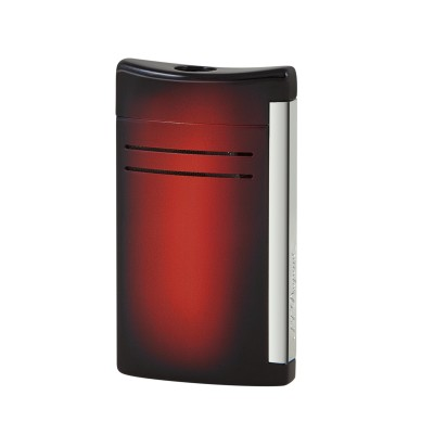 Briquet Maxijet Sunburst rouge
