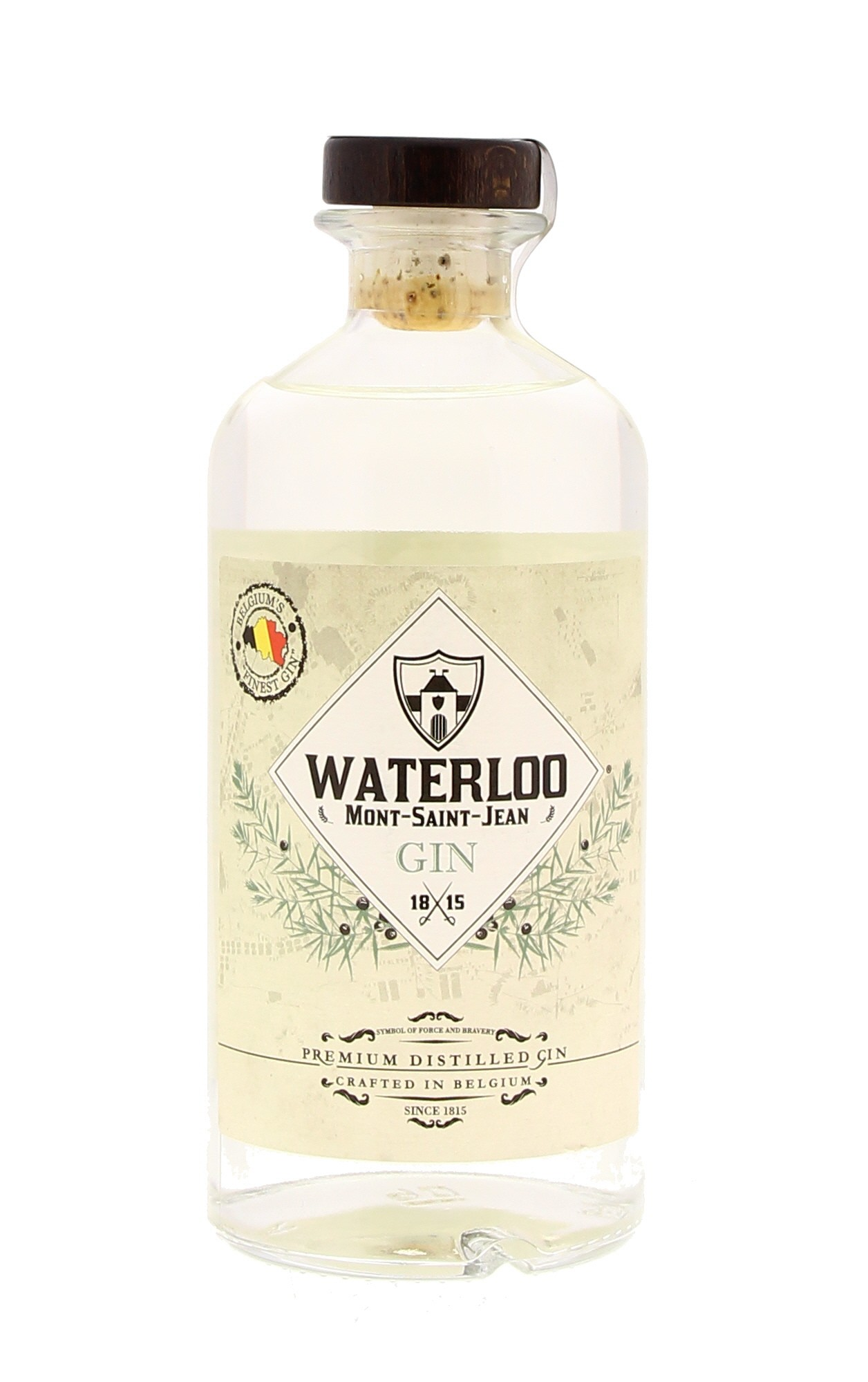 Waterloo Gin 42° 0.5L