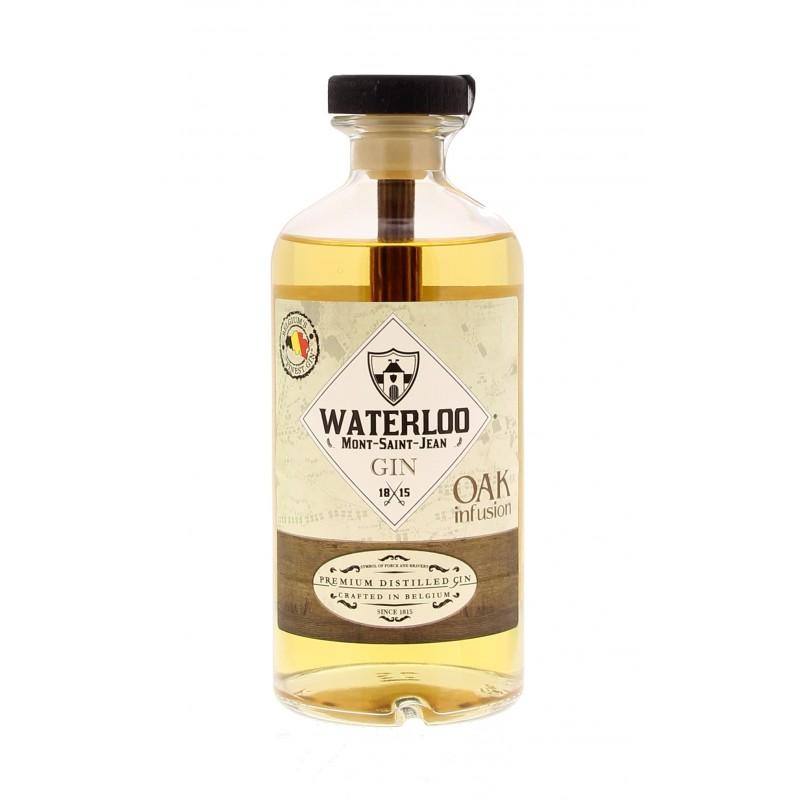 Waterloo Gin Oak Infusion 42° 0.48L