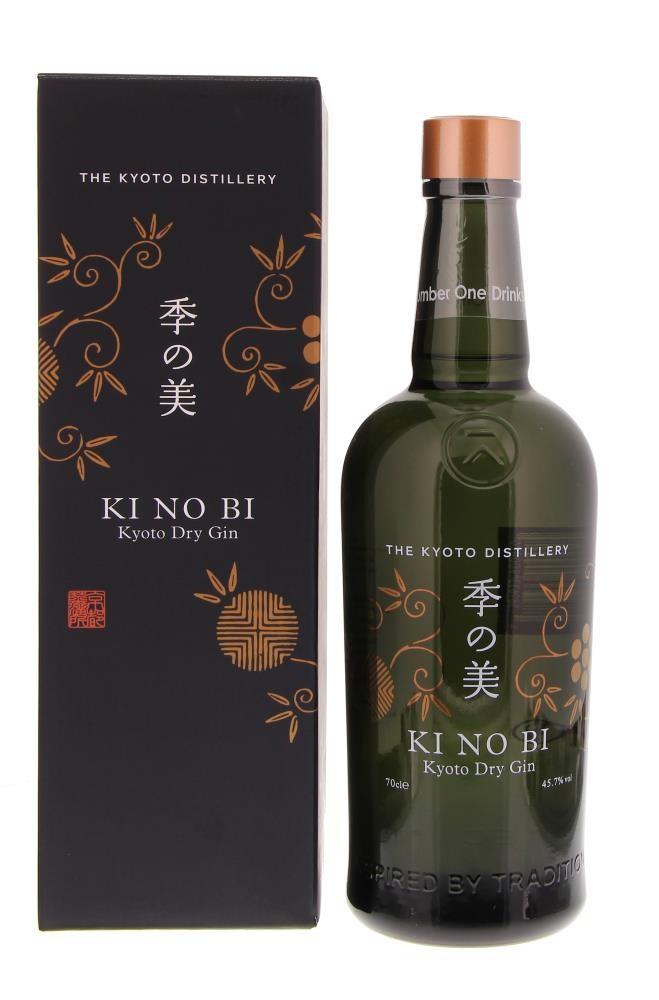 Ki No Bi Gin 45.7° 0.7L