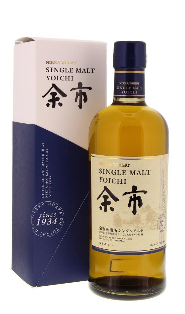 Yoichi Single Malt + GBX 45° 0.7L