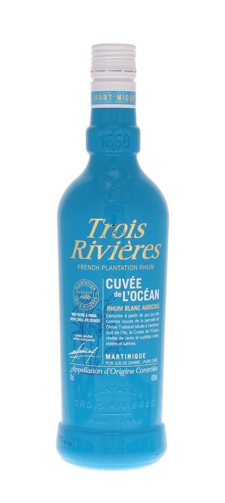 Trois Rivières Cuvée Océan 42° 0.7L