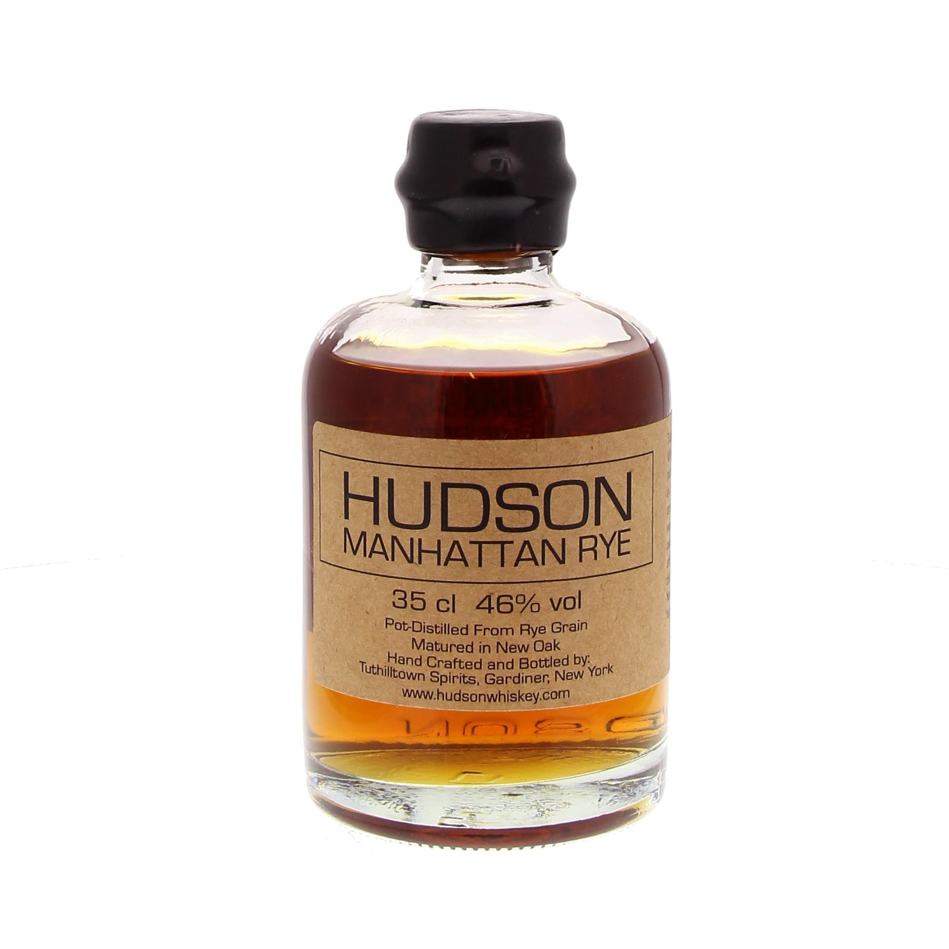 Hudson Manhattan Rye 46° 0.35L