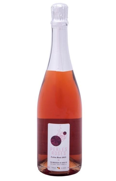 Perles Roses 2015 - Vin Mousseux de qualité