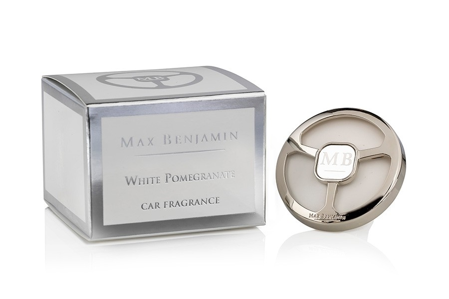 Luxury Car Fragrance White Pomegranate