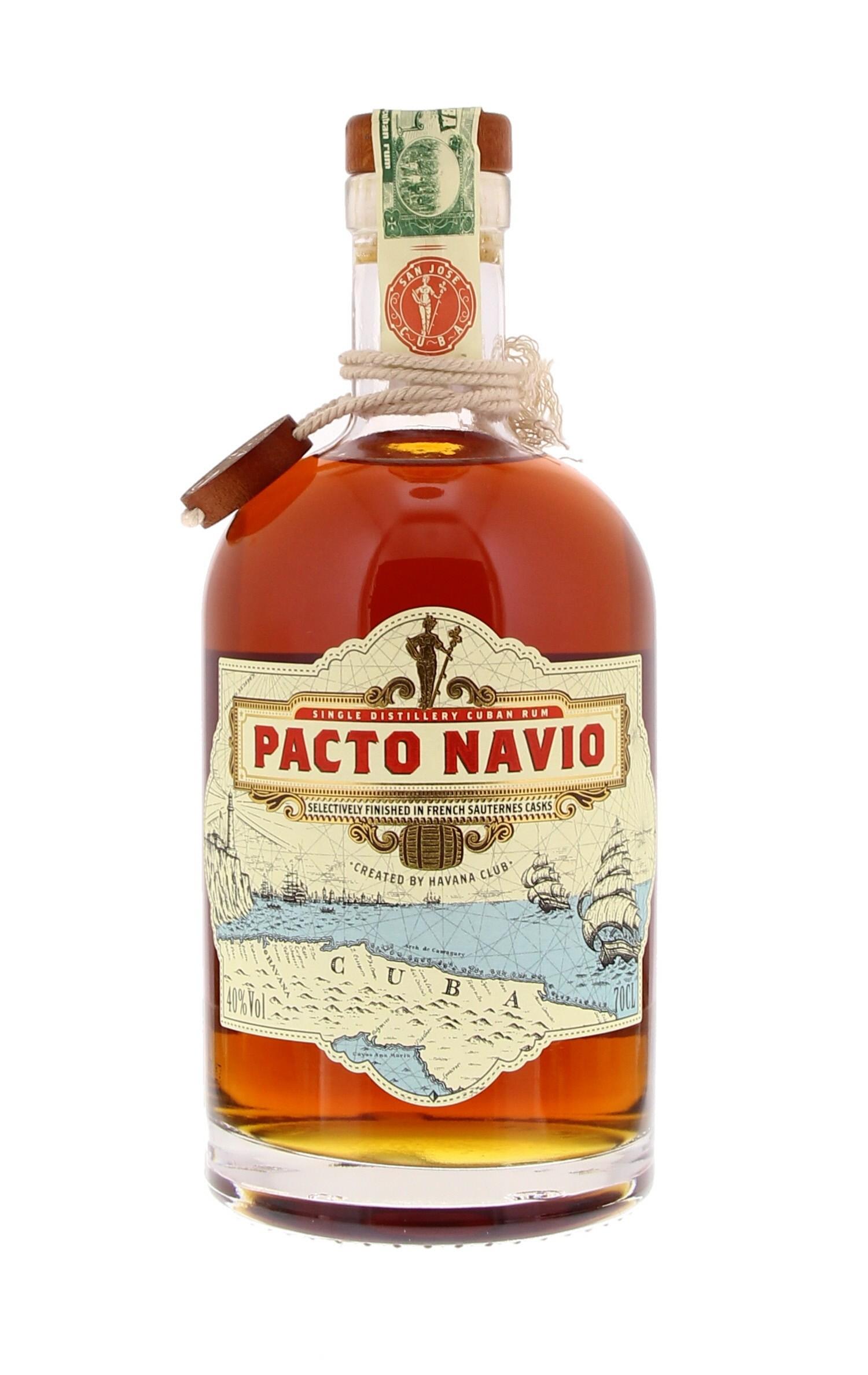 Pacto Navio 40° 0.7L