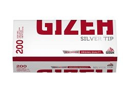 250 TUBES POUR CIGARETTES GIZEH SILVER TIP