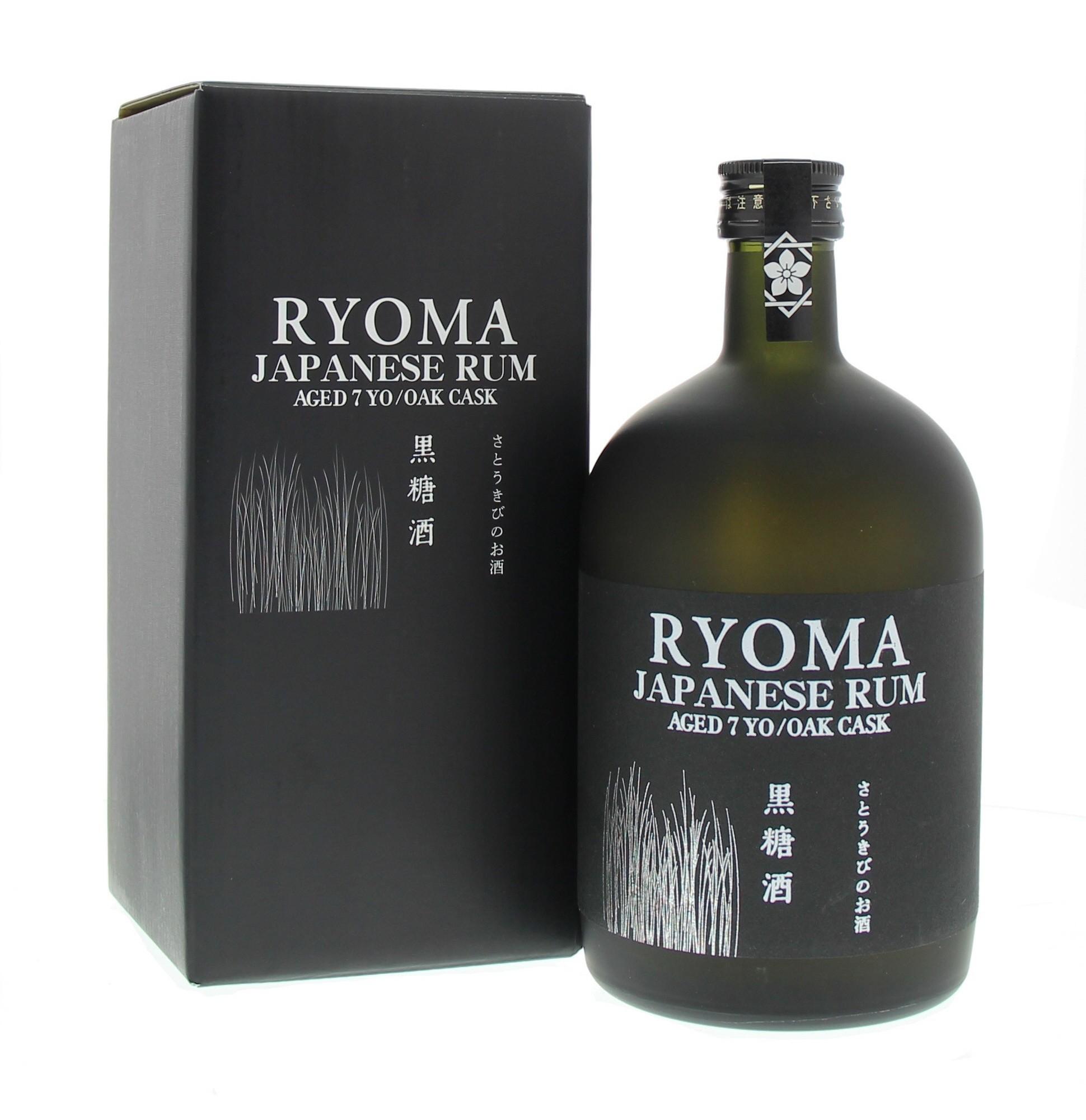Ryoma 7 Years 40° 0.7L