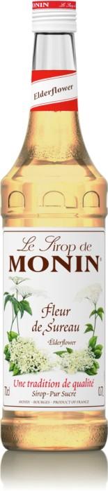 Sirop Saveur Fleur de Sureau 70 cl - Monin